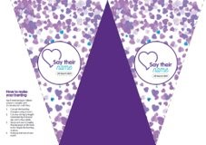 Event Bunting (A3)